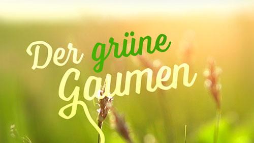 Logo: Der grüne Gaumen