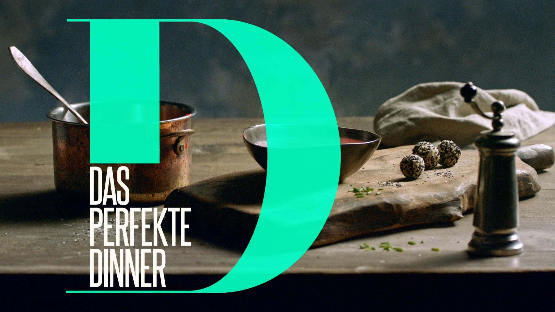 Das perfekte Dinner Logo