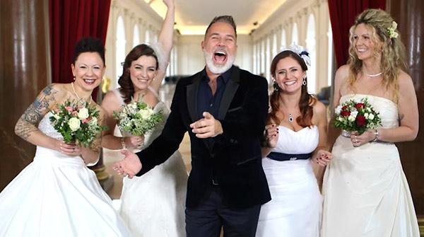 4 Hochzeiten Und Eine Traumreise Itv Studios Germany