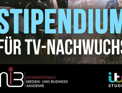 ITV Studios Germany vergibt ein Stipendium zum Mediengestalter Bild & Ton (m/w/d)