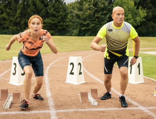 """""""Sportabzeichen für Anfänger"""" erfolgreichster Freitags-Film im Ersten seit sechs Jahren!"""